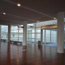 Kazusa Akademia Hall - 1st Floor Corridor