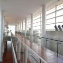 Kazusa Akademia Hall - 2nd Floor Corridor