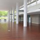 Kazusa Akademia Hall - Corridor Outside #201