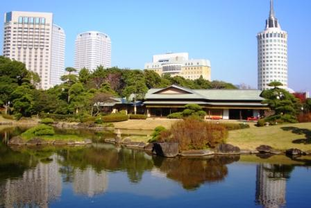 Mihama-en: A Traditional Japanese Garden in the Heart of Makuhari