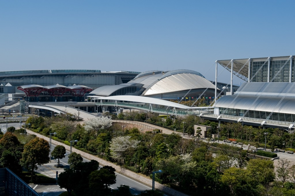 World-Class Convention Complex: Makuhari Messe