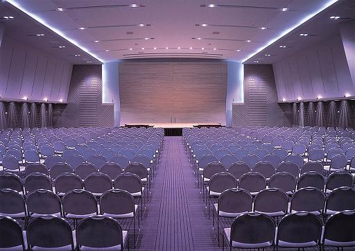 Makuhari Messe - International Conference Hall - Convention Hall