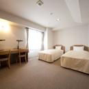 Makuhari Seminar House - Twin Room