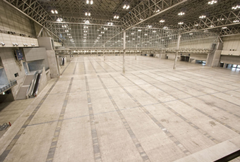 Makuhari Messe - International Exhibition Hall - Interior