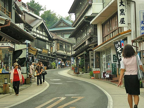 Narita Sando Traditional Shopping Street
