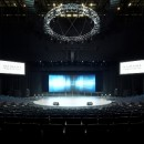 Maihama Amphitheater-stage center
