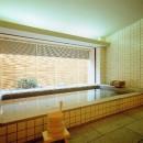 Hotel Okura Tokyo Bay - Japanee Style Room(bathroom)