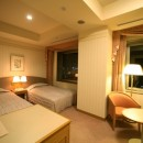 Hotel Portplaza Chiba - Deluxe Twin Room