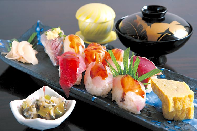 Boshu Sushi