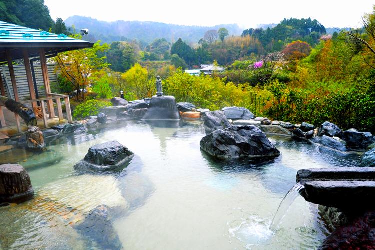 Yoro Keikoku Hot Spring Village