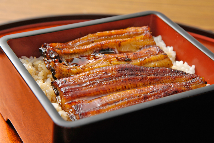 Eel Dishes