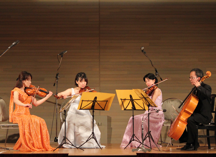 New Philharmonic Orchestra Chiba performance
